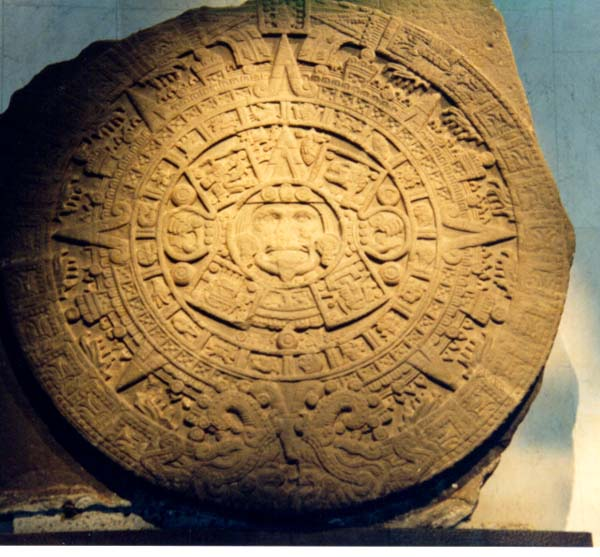 Ацтеки. Солнечный камень