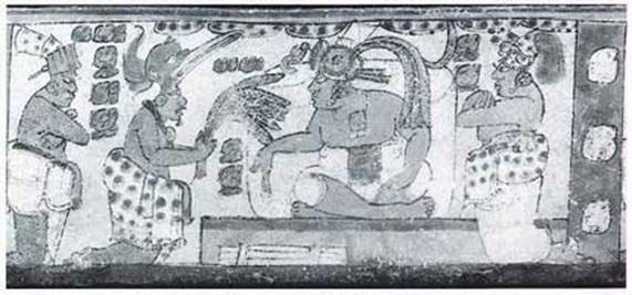 культура индейцев майя