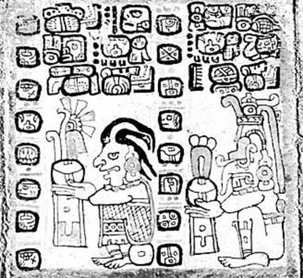 письменность ольмеков
