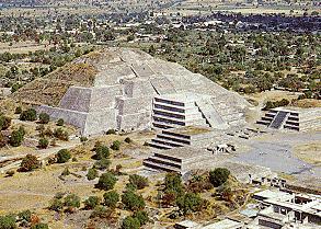 американские пирамиды