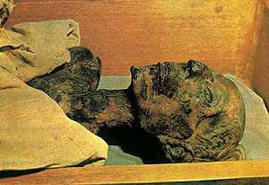 Рамзес 2 мумия