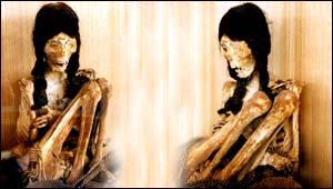 мумия из Чили