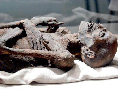 Рамзес 1 мумия